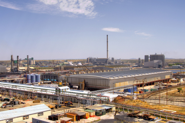 Amplats axes over 400 jobs in South Africa