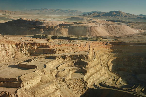 BHP tipped as favourite in race for Barrick's Zaldivar mine