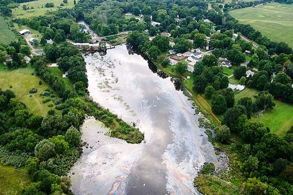 Enbridge to pay $4 million over 2010 Kalamazoo oil spill in Michigan