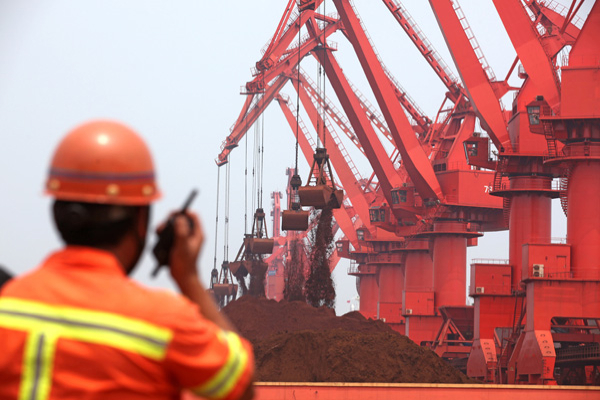 Iron ore prices hit six-day highs, but rally won't last say experts