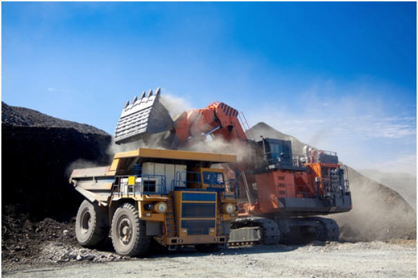 Investment to plummet 21 percent  in B.C.'s mining, oil sectors in 2015 - StatsCan - truck photo