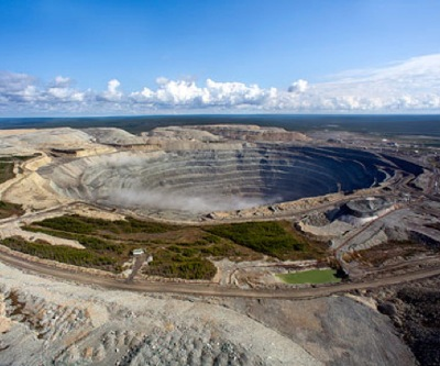 Alrosa's rough diamonds sales down 22% in first half of the year