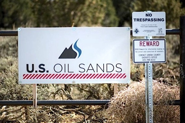 Canada-owned oil sands mine in Utah to begin producing in fall