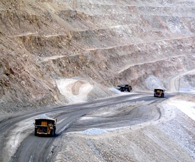 Codelco halts world's largest open pit copper mine over strike