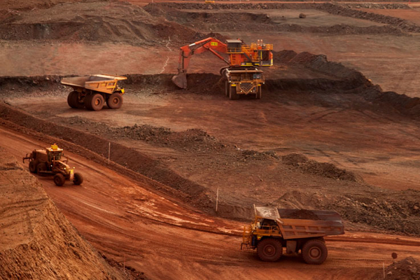 Iron ore prices going from bad to worse — below $50