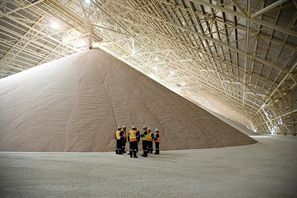 K+S rejects fresh approach from Potash Corp.