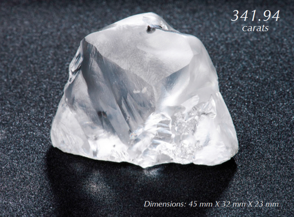 Lucara gets $69 million from first diamond sale, amid tough market conditions