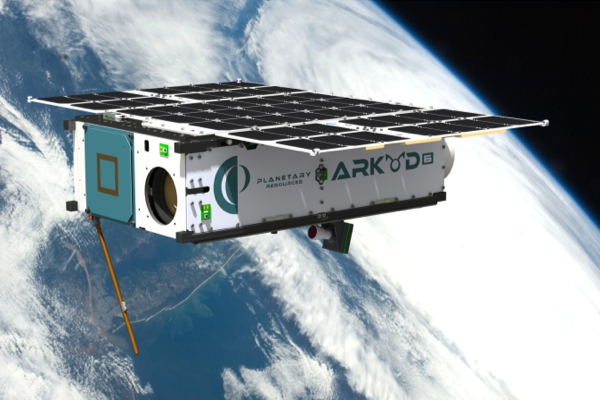 Planetary Resources' first spacecraft begins testing asteroid prospecting technology