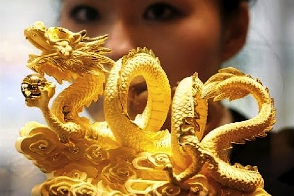 Global Gold Demand Hits Six Year Low As China India Less