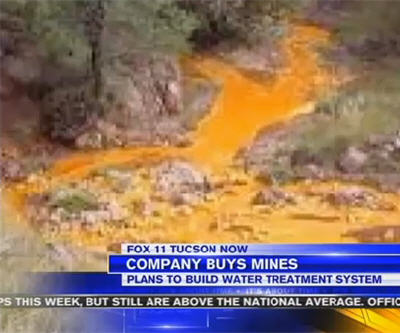 Mine purchase and cleanup doesn't please enviro group – MINING COM