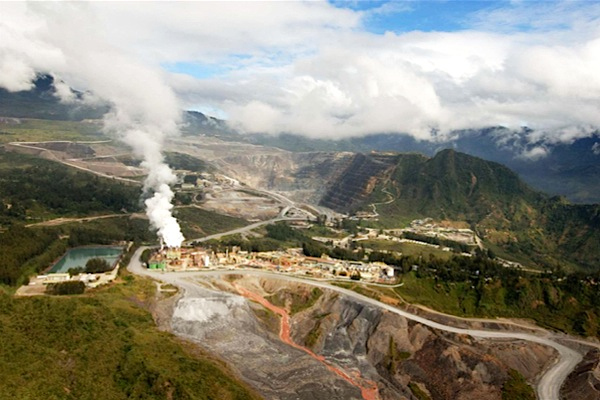 Papua New Guinea PM says resources reforms will take years