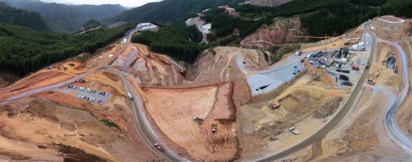 Greece halts operations at Canada's Eldorado Gold mine