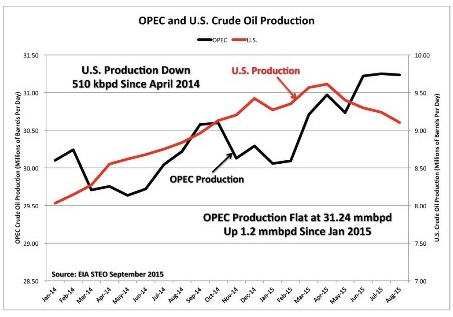 The Shale Delusion - OPEC and US Crude Oil Production