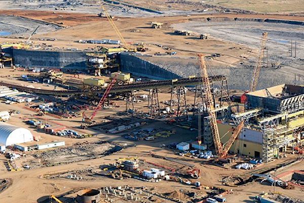 Canadian Oil Sands project to operate at 'minimal' rates until end of the month