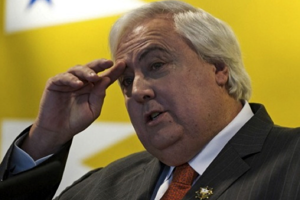 Clive Palmer's Mineralogy takes Citic to court in A$10 billion lawsuit