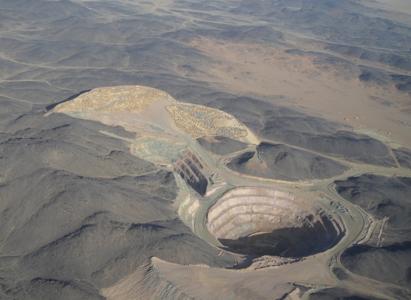 As one of the oldest gold mines in Côte d'Ivoire, the Ity mine has produced nearly 1 million ounces in the 20+ years it has been in operation. (Image courtesy of La Mancha)