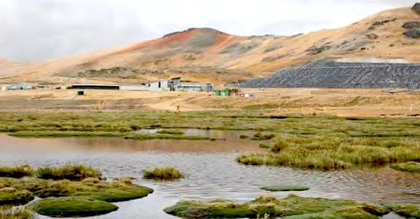 Mineral IRL reopens Peru gold mine after reaching deal with locals