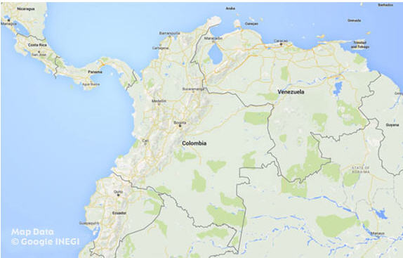 Paul Harris preaches investor patience in Colombia - map