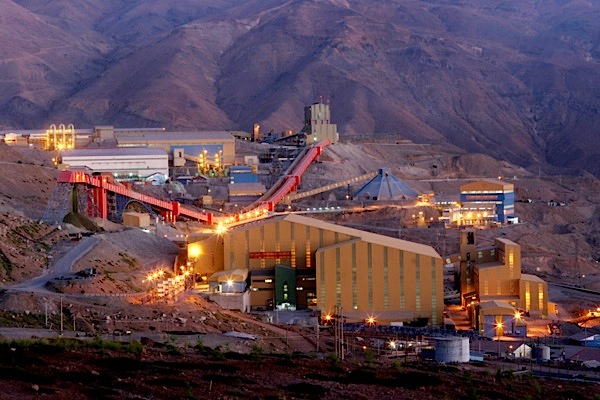 Chile injects $600 million into state-owned copper giant Codelco