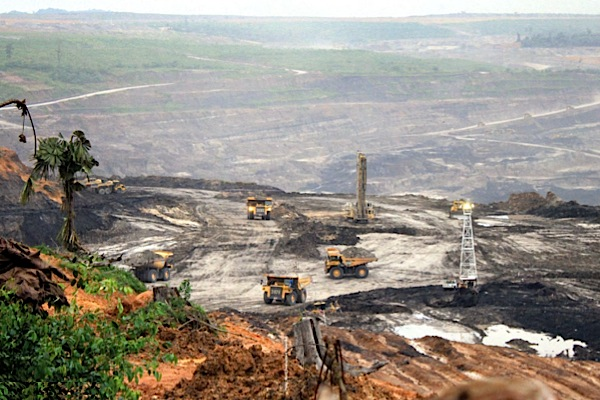 Future of BHP coal mines in Indonesia hinging on mining rules revision