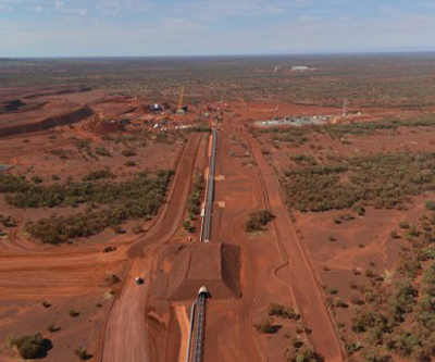 Iron ore price: Roy Hill in for the kill