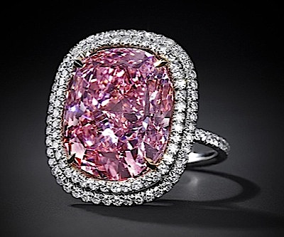 Christie S Expects 28 Million For This Pink Diamond