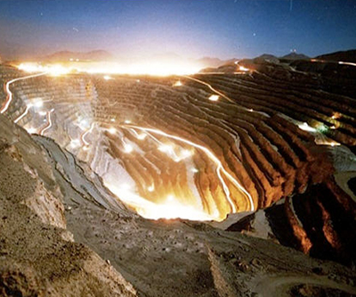 Top 15 copper mines worth $103bn less than a week ago