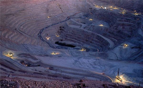Escondida is the largest copper producer with 54 years of reserve life
