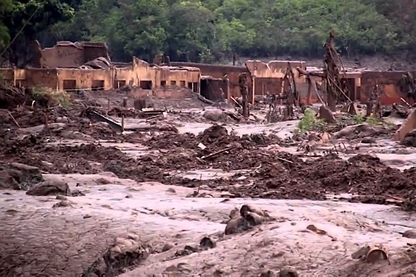 BHP questions UN probe that said Samarco spill 'toxic'