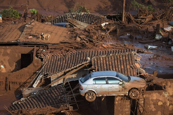 Brazil mine accident puts tailings ponds safety back in the hot spot