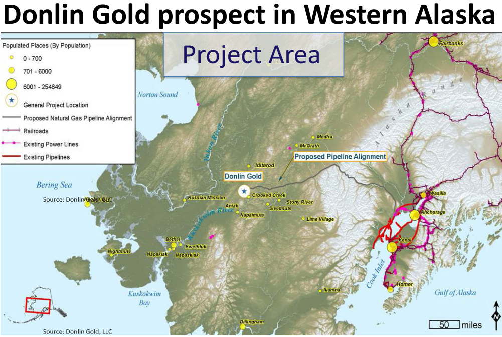Barrick Novagold Project In Alaska A Step Closer To Becoming The