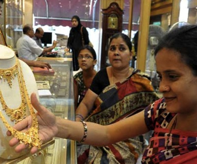 India monetizes 14 ounces of gold