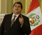 Peru's Garcia makes mining key pillar of his presidential campaign