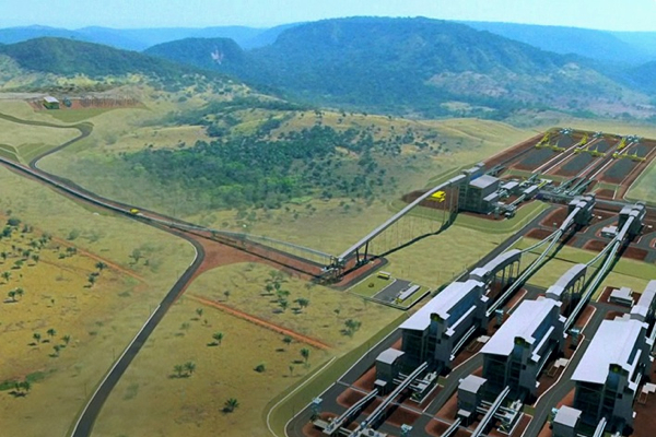 Vale to slash iron ore output, but plans opening world's largest mine in 2016