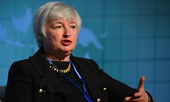 Gold rises on Fed interest rate hike, as contrarians predicted - Janet Yellen