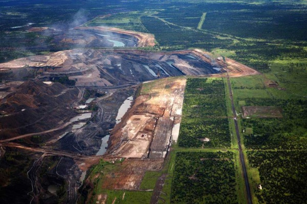 Adani wants opposition to its coal mine in Australia to be over by law