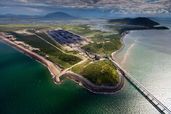 Australia ok's vast coal port expansion near Great Barrier Reef