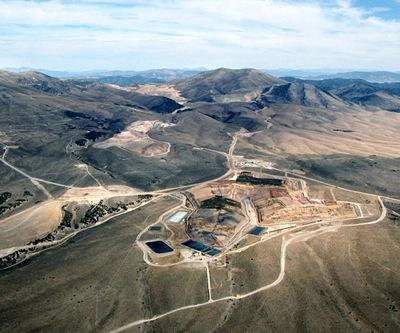 Barrick completes sale of non-core Nevada assets to Waterton