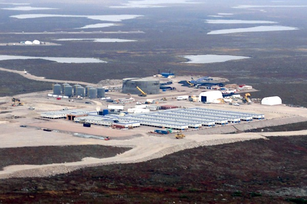 Canadian Arctic readies for world's largest diamond mine opening