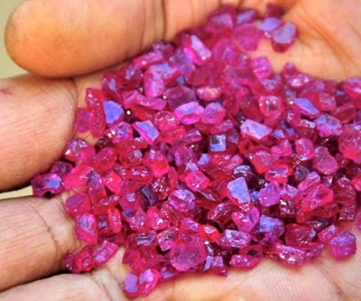 Gemfields fetches $29 million in Singapore rubies auction