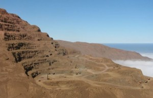 One of the driest mines in the world | Compañia Mantos de la Luna