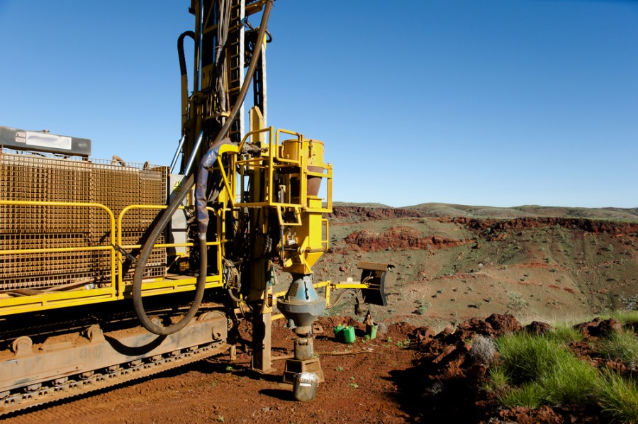 Exploration drilling 1000