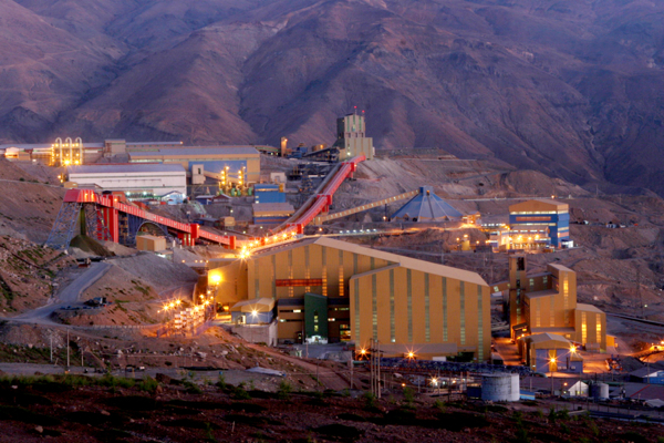 Chile mulls scrapping copper funding for country's military