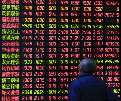China rings in 2016 with a stock market crash