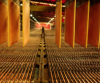 Moody's says copper price will retreat from January highs