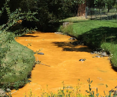 EPA faces first lawsuit over Colorado mine spill