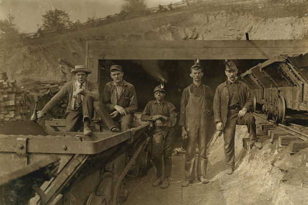US coal miners' struggles at dawn of 20th century not too far from today's