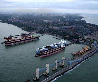 Vale port shut down likely to affect iron ore market, prices jump