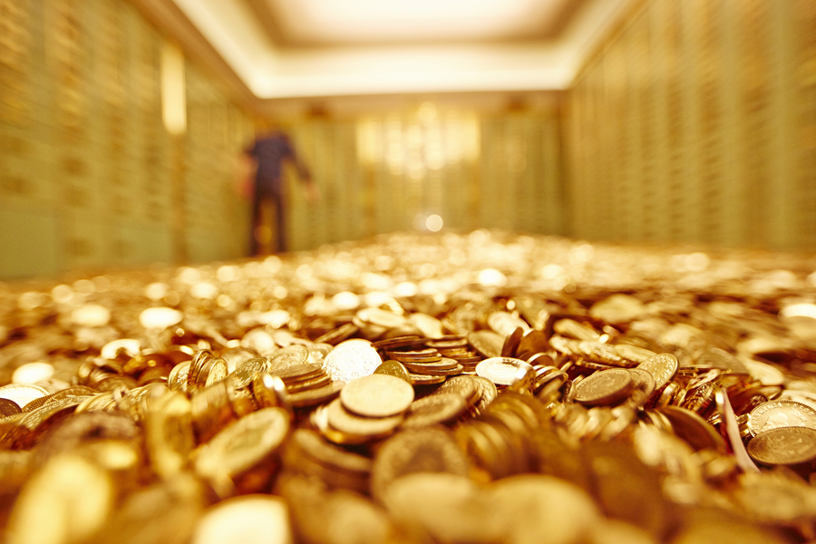 Gold Price Investors Are Pouring 1 Billion Per Month