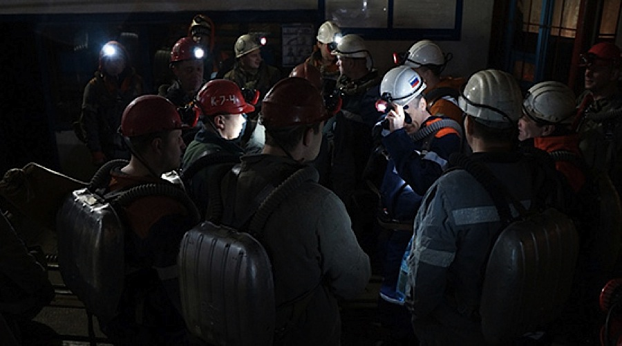 Death toll from Russia's mine disaster climbs to 36 as